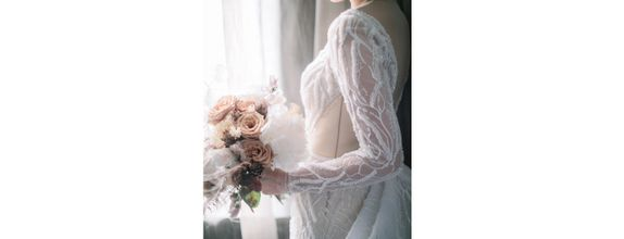 Jessica Dress Mermaid Wedding Gown