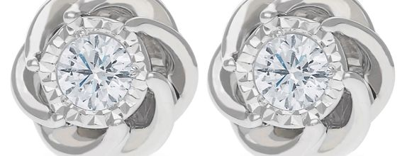 Diamond Earrings E16058-20