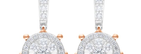 Diamond Earrings E17152