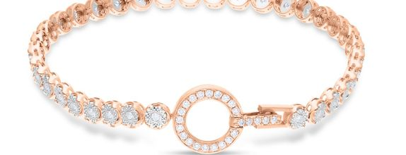 Diamond Bangle B17122