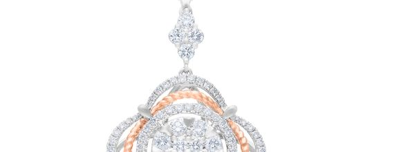 Diamond Pendant JDP8056