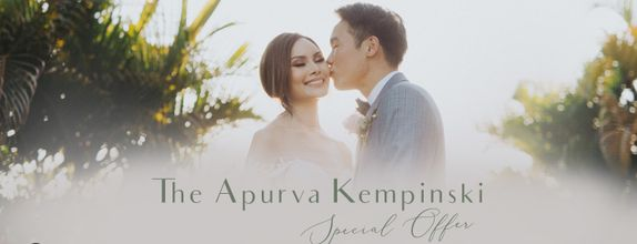 The Apurva Kempinski x baliVIP Wedding