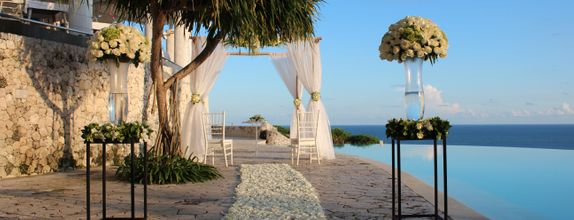 Karma Kandara Beautiful Beach Wedding