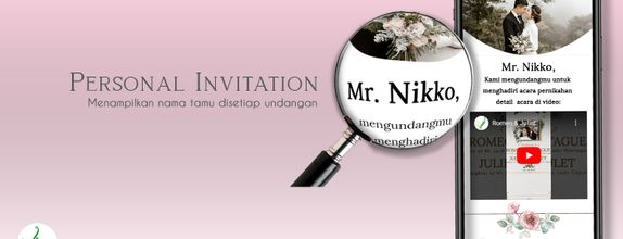 Undangan - Website Invitation
