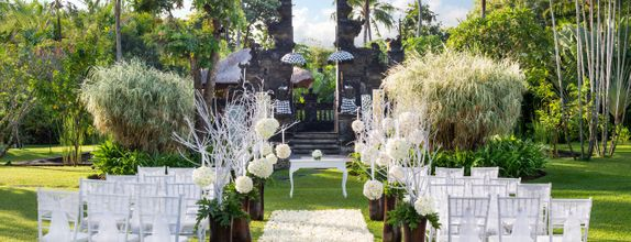 THE LAGUNA RESORT BALI | WEDDING CEREMONY, 10 PAX