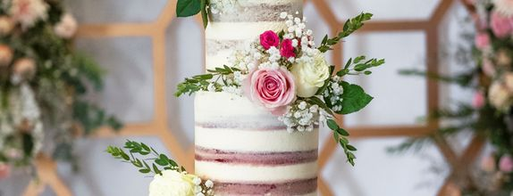 Lareia Cake & Co - Wedding Cake 4 Tier A