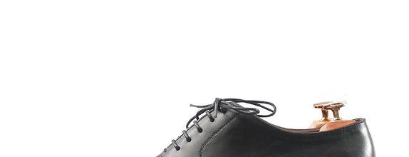 Sepatu Pengantin Pria - Lionel Classic Black