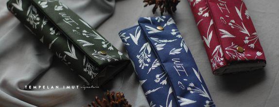 Eco Bag - Folded Shopping Bag Custom