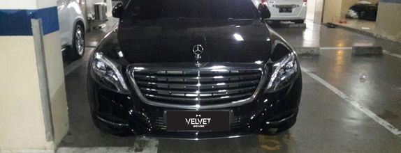 Velvet Car Rental - Mercedes Benz S400 2016-2018