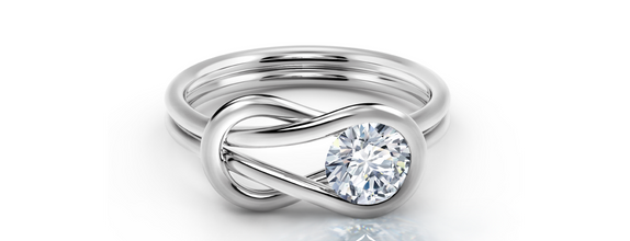 DP ENCORDIA FOREVERMARK LADIES RING