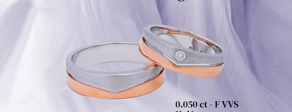 Athea Couple Ring