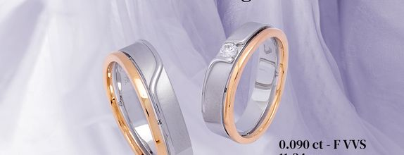 Nesiko Couple Ring
