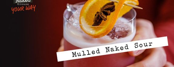 Naked Grouse Blended Malt
