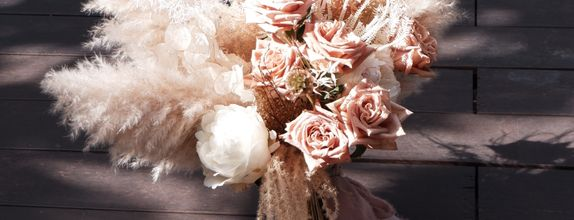 Intimate Bridal Bouquet 2020