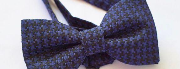 Custom Bow Tie (Pattern / prints fabric)