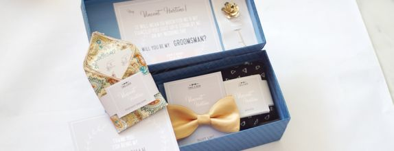 Take A Bow Groomsman Essential Package / Set