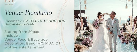 Plenilunio Customize Wedding Package