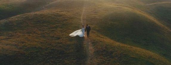 Prewedding/Postwedding Cinema Look