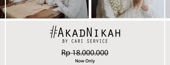 Akad Nikah by CARI WEDDING ORGANIZER
