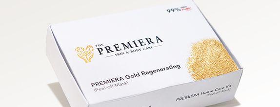 PREMIERA PEEL-OFF MASK (1 pack isi 5 masker)