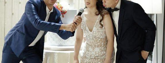 Wedding MC Service