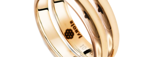 SIORAI Simple Wedding Ring 01181152A01 (Pre Order)