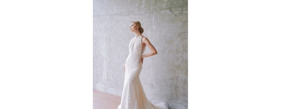 Ria Dress Mermaid Wedding Gown Rent
