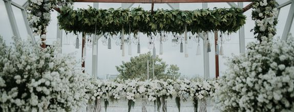 The Diamond - All Stalls Wedding Package