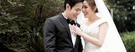 Wedding Dress with Makeup Package by Yumi Katsura Signature