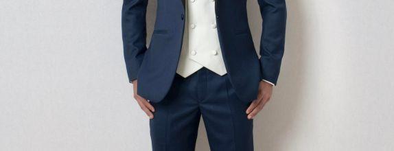 Royal Tuxedo | Tuxedo Biru