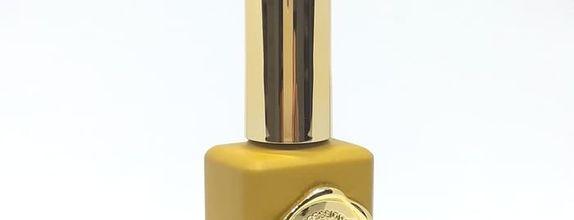 Kutek Nail Art Professional Gel Polish Show Me - Yellow Gel Latte