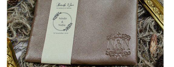 Souvenir Pernikahan Pouch Zipper Z1