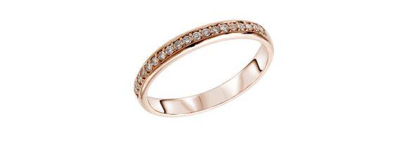 Siorai Chloe Ring 0218 220 Cincin Berlian Sz 4 - 15 (Pre Order)