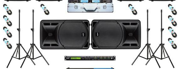 sound system 3000 wat