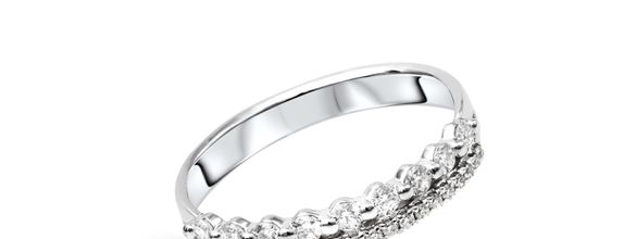 Siorai Libby Ring 02182830 Cincin Berlian Sz 4 - 15 ( Preorder )