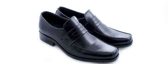 Salvare Shoes - Sepatu Pantofel Pria - Sepatu Formal Pria Hitam