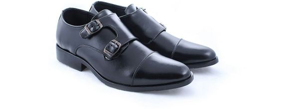 Salvare Shoes - Sepatu Wedding Pria - Sepatu Double Monkstrap