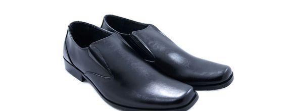Salvare Shoes - Sepatu Wedding Pria - Sepatu Formal Slip On - Aretino