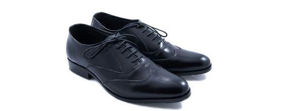 Salvare SHoes - Sepatu Wedding Pria - Sepatu Formal - Wingtif Oxford