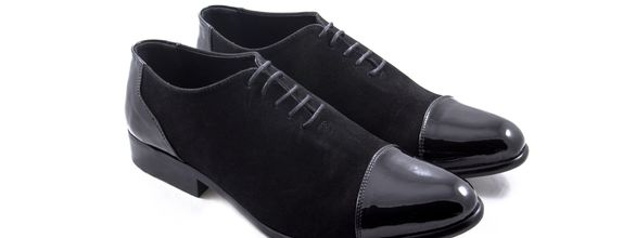 Salvare Shoes - Sepatu Pantofel Pria - Wedding Shoes - Formal Shoes