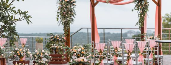 The R Sundown Wedding