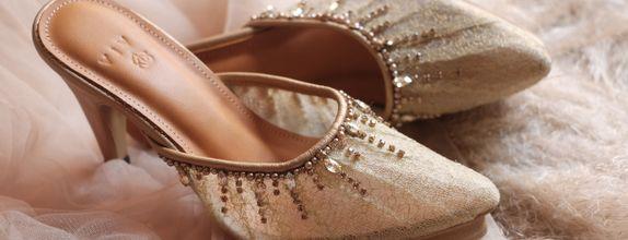Wedding Shoes Custom Deluxe (heels 12cm)