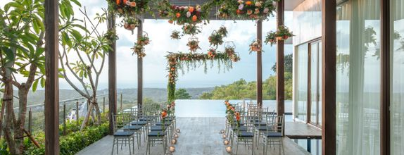 The R Presidential Villa Wedding