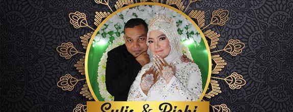 Video Undangan Digital Pernikahan - UD3