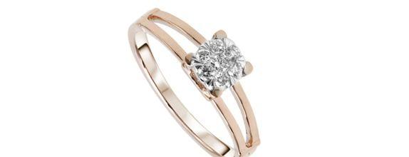 SIORAI Rhea Ring 0618 398 Cincin Berlian ( Pre Order ) Sz 4 - 15