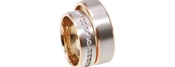 SIORAI Wedding Ring 07170044A01 Cincin Wedding Berlian (Pre Order)