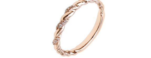 Siorai 0518 346 Caren Ring Cincin Berlian Sz 4 - 15 ( Pre order )