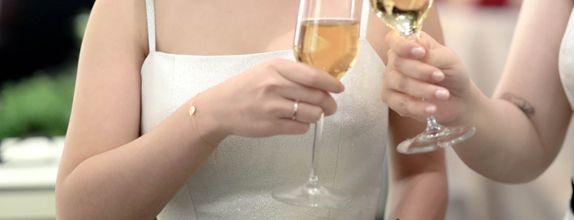 Bridesmaid - 1 Jewelry + 1 Bouquet