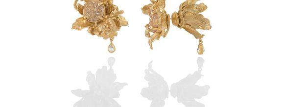 Wanita dan Biang - Large Subeng with Drucy Gold Dip
