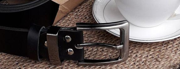 Ikat Pinggang Kulit/ Basic Leather Belt
